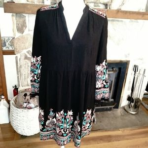 Anthropologie Floreat Avery dress